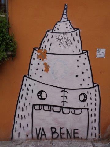 Graffiti, Italian Style